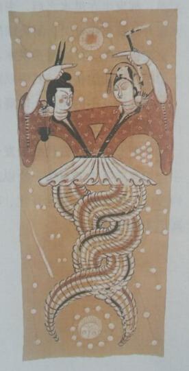 伏羲 与女娲,乱伦神话中的婚嫁历史